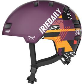 ABUS Skurb ACE Helmet, violeta